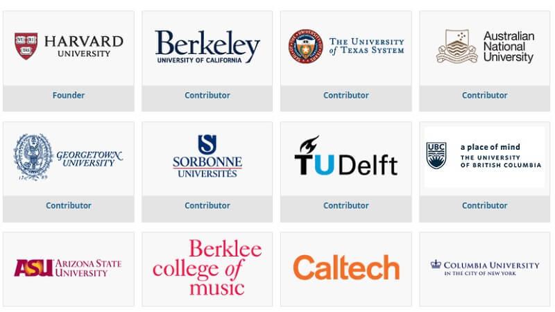 Học trực tuyến miễn phí Coursera, Udemy, Edx, Futurelearn