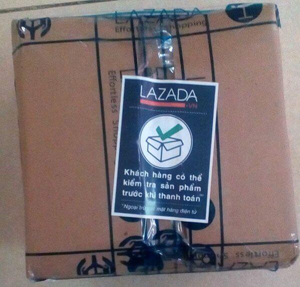 Hãy cẩn thận khi đặt mua hàng trên Lazada