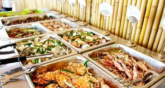 Món hải sản phổ biến