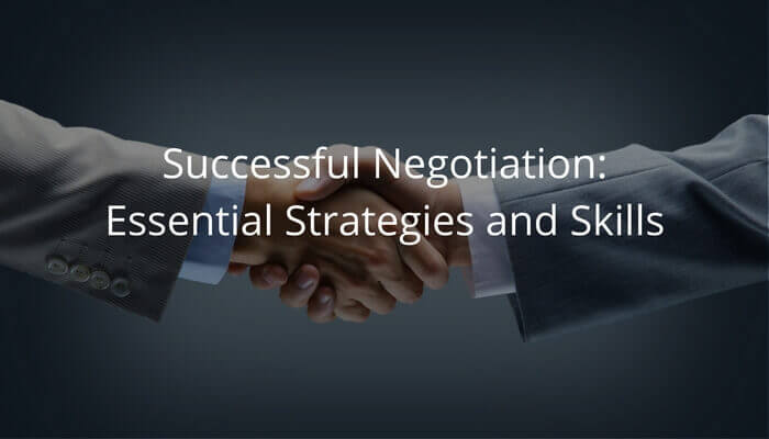Khóa học kỹ năng đàm phán