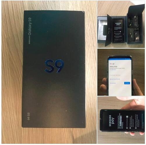 Mua điện thoại Samsung trả góp trên Lazada
