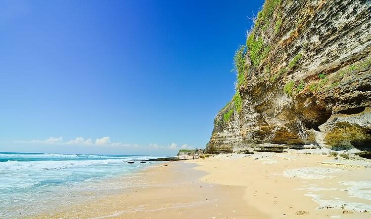 Dreamland Beach ở Bali