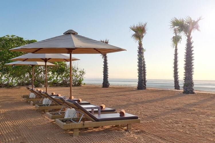Bali có những khách sạn, resort vô cùng đẹp