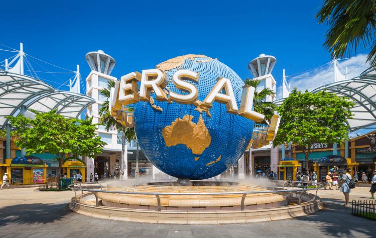 Kinh nghiệm tham quan Universal Singapore