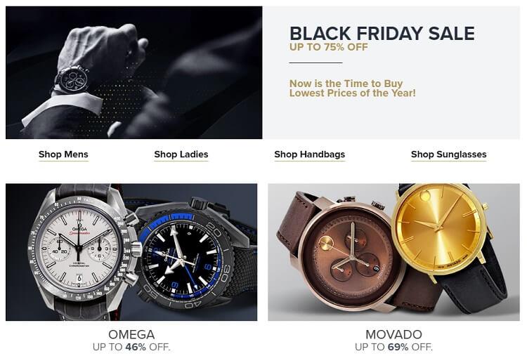Jomashop là địa chỉ bán đồng hồ cực kỳ uy tín được khách Việt Nam mua rất nhiều