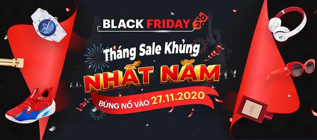 Fado giảm giá lớn Black Friday 2020